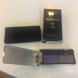 Guerlain colour fusion eyeshadows (2 colors)